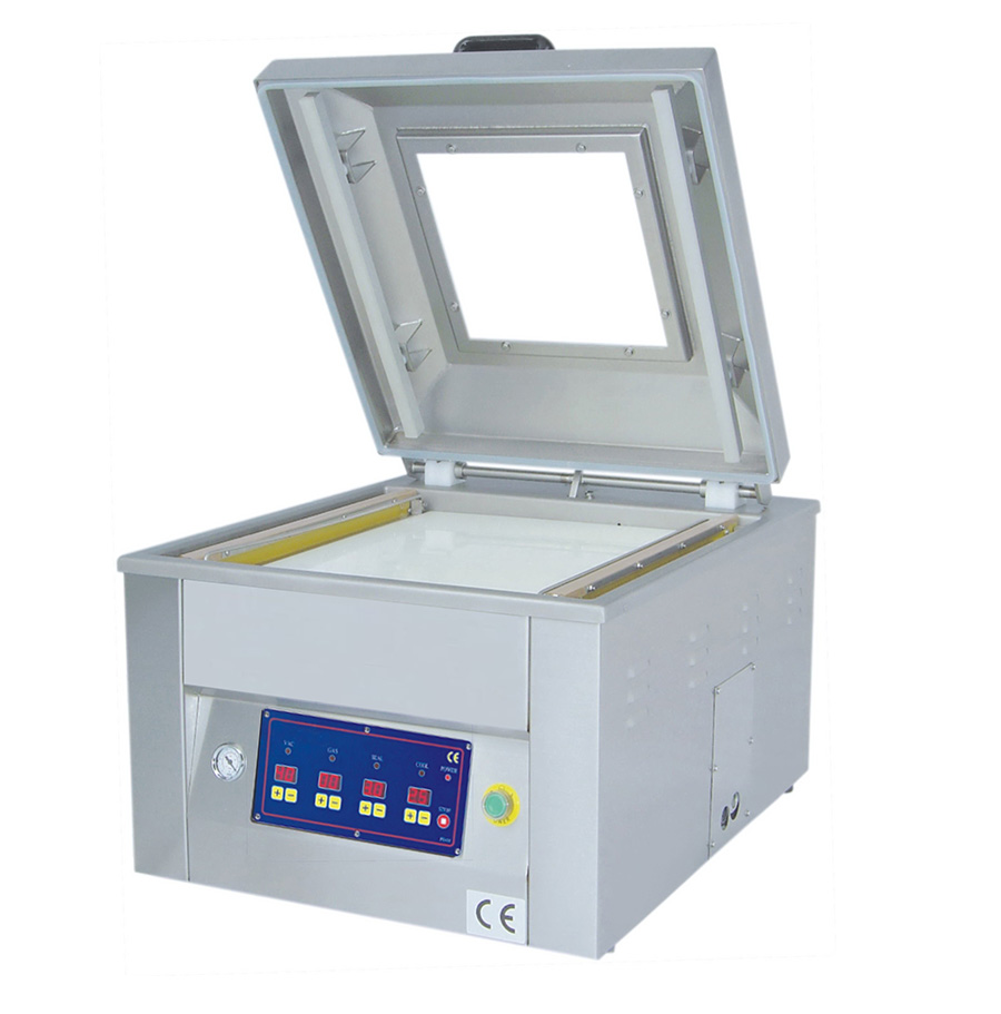 chtc-520f tabletop chamber vacuum sealer