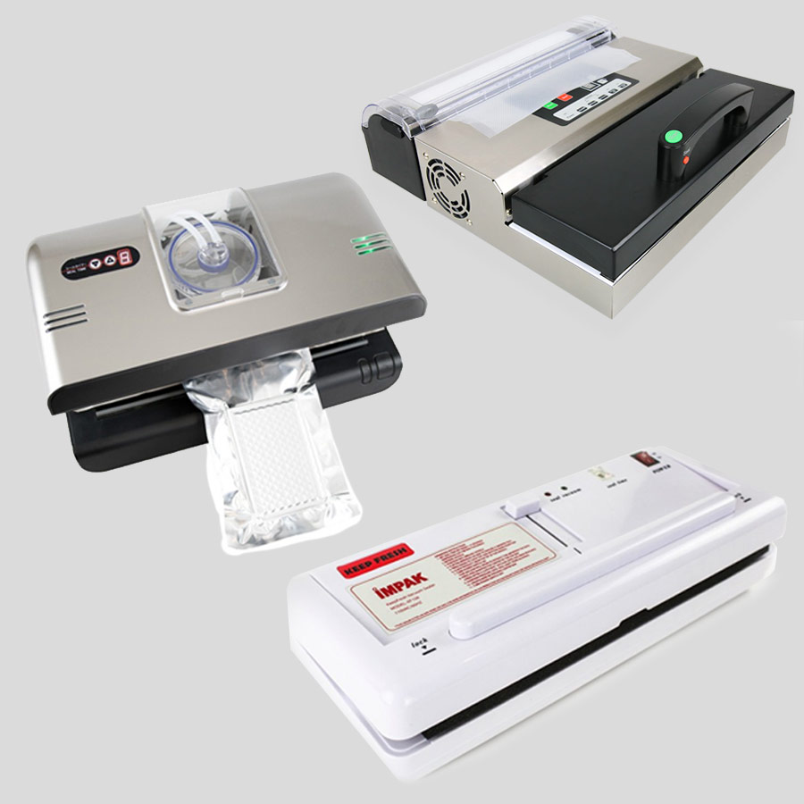 lab vacuum sealers