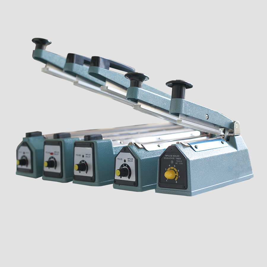 Industrial Heat Sealers, Compare Models