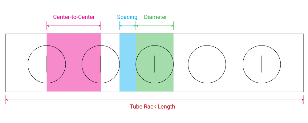 tube rack schematics