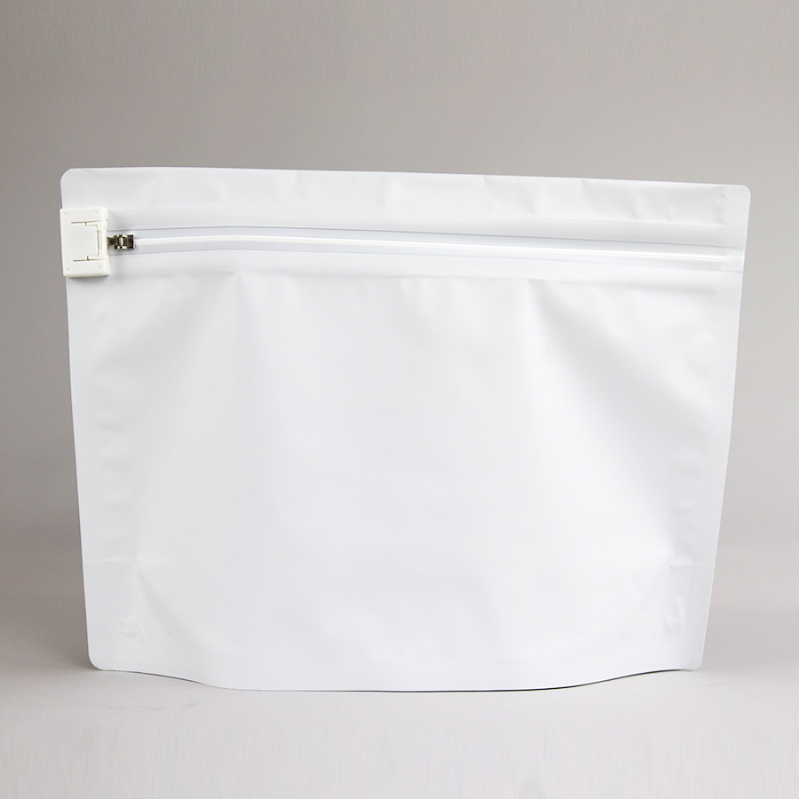 white child resistant exit pouch