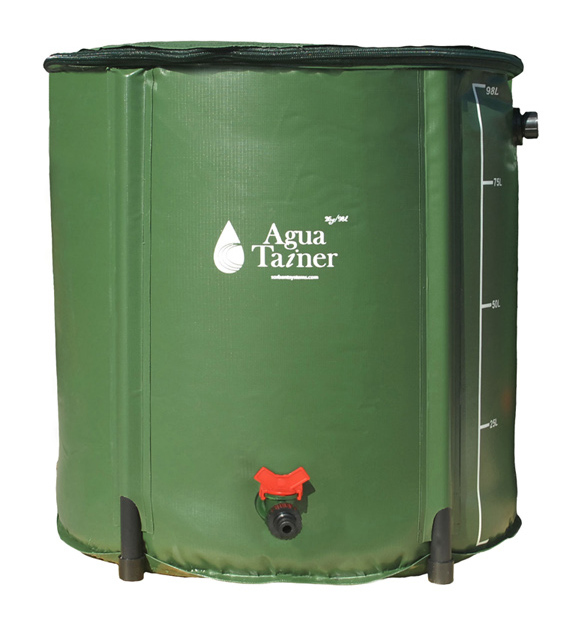 26 Gallon Water Storage Container