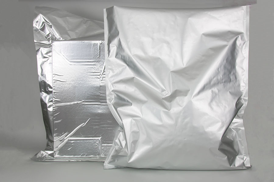Vacuumed Moisture Barrier Bag