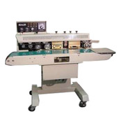 Continuous rapid sealer