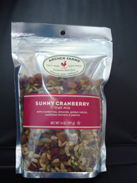 Sunny Cranberry Labeling Application