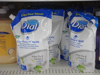 Dial Custom Printed Spout Bags