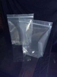 Clear Standup Pouches