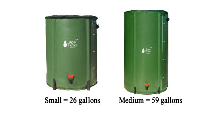Agua Tainers Water Storage Containers