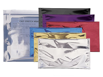 Mylar Envelopes - SorbentSystems com